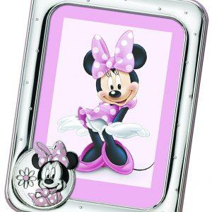 Marco rosa esmaltado Minnie Mouse