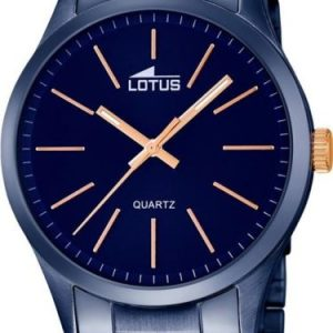 Lotus 18163-2 Reloj azul