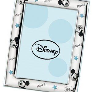 Portafotos Mickey Mouse con estrella azul esmaltado