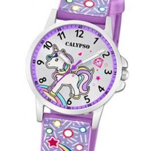 Calypso K5776/6 Reloj Unicornio morado