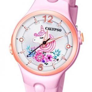 Calypso k5783/2 Reloj con luz Unicornio
