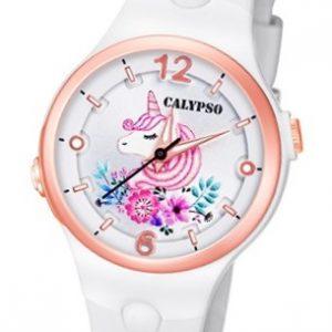 Reloj Calypso Unicornio con luz K5783-1