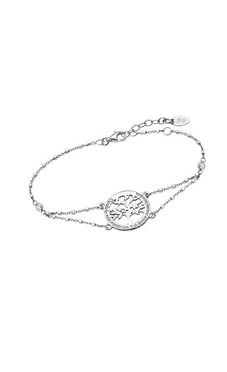 lp1641-2-1 Pulsera Arbol de la vida Lotus